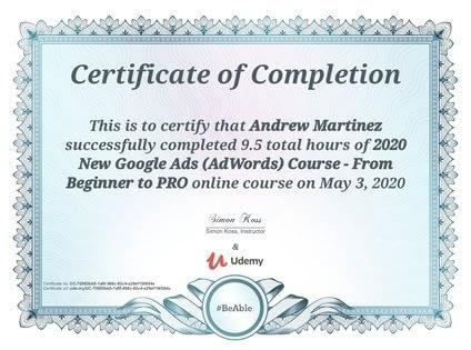 Lone Star ChiroWebsites Google Ads Certified